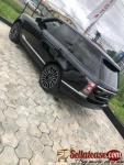 Tokunbo 2014 Range Rover sport supercharged for sale in Nigeria