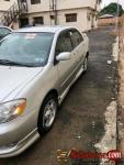 Tokunbo 2008 Toyota Corolla for sale in Nigeria