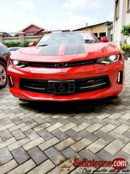 Tokunbo 2016 Chevrolet Camaro for sale in Nigeria