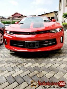 Tokunbo 2016 Chevrolet Camaro for sale in Nigeria