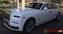 Brand New 2019 Rolls Royce Phantom for sale in Nigeria