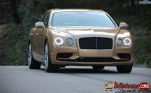 2019 Bentley Mulsanne for sale in Nigeria