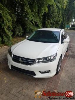 Tokunbo 2014 Honda accord sport for sale in Nigeria