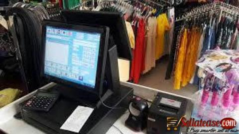 Boutique Point of sale system by ezilife technology
