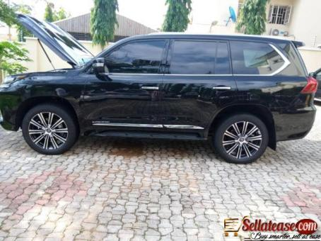 Brand new 2019 Lexus LX570 for sale in Abuja, Nigeria