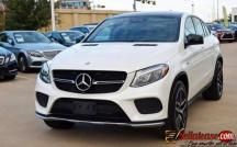 Tokunbo 2016 Mercedes Benz GLE450 4matic for sale in Nigeria