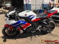 Tokunbo 2016 Honda CBR power bike for sale in Nigeria