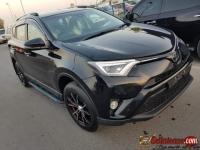 Tokunbo 2018 Toyota Rav4 for sale in Nigeria