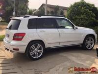 Nigerian Used 2010 Mercedes Benz GLK350 for sale