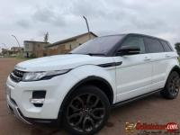 Nigerian used 2012 Range Rover Evoque for sale