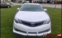 Tokunbo 2012 Toyota Camry full option for sale in Nigeria