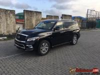 Tokunbo 2017 Infiniti QX80 for sale in Nigeria
