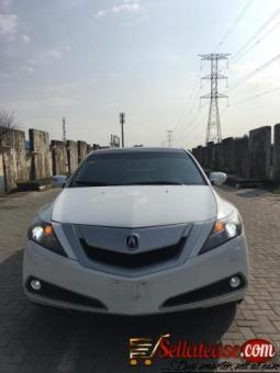 Full option tokunbo Acura ZDX 2010 for sale in Nigeria