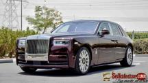 2020 Rolls Royce Phantom for sale in Nigeria