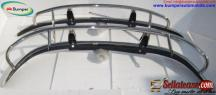 Volvo PV 544 bumper type USA (1958-1965) by stainless steel
