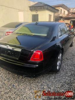 Tokunbo 2013 Rolls Royce ghost for sale in Nigeria