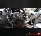 Tokunbo 2014 Mercedes Benz bulletproof G63 AMG for sale in Nigeria
