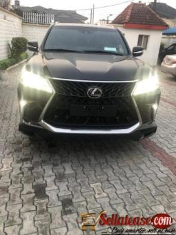 Brand new 2019 Lexus LX570 supersport for sale in Nigeria
