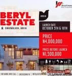 BUY NOW: LANDS AT BERYL ESTATE GWAGWALADA, ABUJA