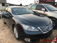 Tokunbo 2010 Lexus ES350 full option for sale in Nigeria