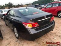 Tokunbo 2010 Lexus ES350 full option for sale in Nigeria