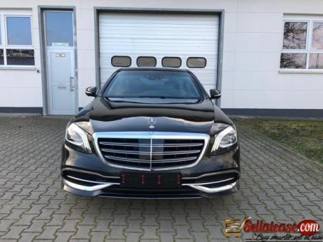 Brand new 2019 bulletproof Mercedes Benz S600 Maybach guard available for sale in Nigeria