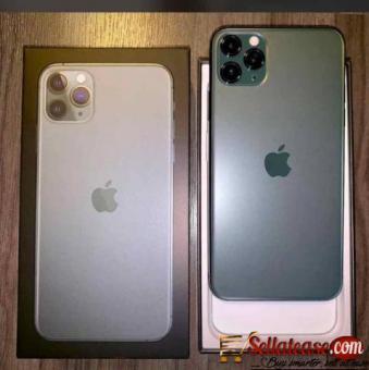 unlocked Apple Iphone 11 pro max 256GB