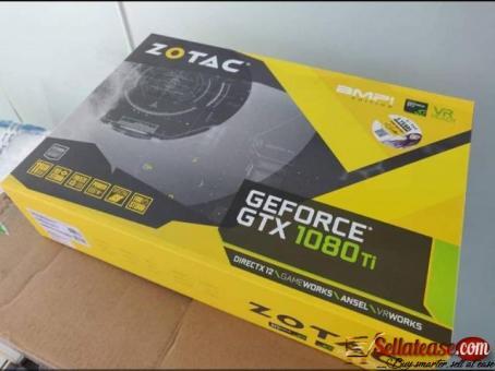 Zotac GeForce GTX 1080 Ti Gaming card
