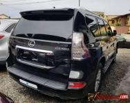 Tokunbo 2015 Lexus GX460 for sale in Nigeria