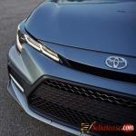 Brand new 2020 Toyota Corolla for sale in Nigeria