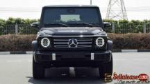Brand new 2020 Mercedes Benz G500 for sale in Nigeria