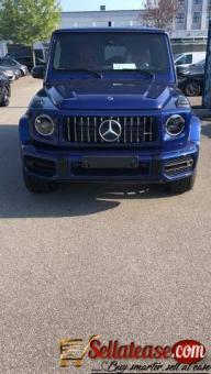 Brand new 2020 Mercedes Benz G63 for sale in Nigeria