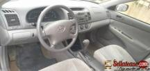 Tokunbo Toyota Camry 2004 big for nothing for sale in Lagos Nigeria