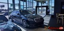 Brand new 2020 Mercedes Benz S560 for sale in Nigeria