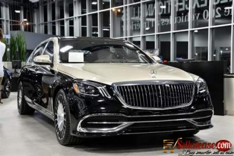 Brand new 2020 Mercedes Benz S650 Maybach for sale in Nigeria