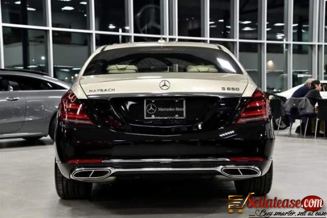 Brand new 2020 Mercedes Benz S650 Maybach for sale in ...