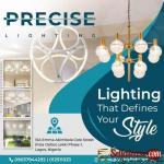 Precise Lighting: Buy Home Decor Lighting | Lighting Fixtures In Lagos