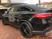 Tokunbo 2018 Mercedes Benz GLE63S AMG for sale in Nigeria