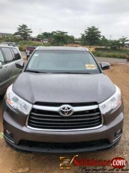 Tokunbo 2016 Toyota Highlander for sale in Nigeria