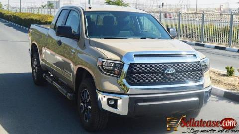 Brand new 2020 Toyota Tundra with double cabin for sale in Nigeria