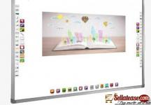 Multi-touch Smart Board With Projector Hanger BY HIPHEN SOLUTIONS