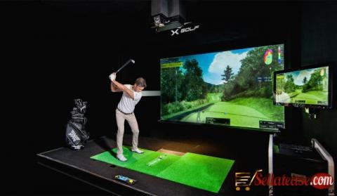 Best Golf Simulator   Golf Simulator Cost