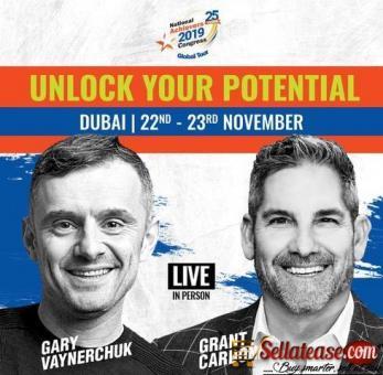 NATIONAL ACHIEVERS CONGRESS DUBAI 2019