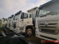 Tokunbo Howo Sino truck dump trucks for sale in Nigeria