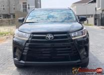 Tokunbo Toyota Highlander 2019 for sale in Nigeria