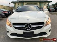 Nigerian used 2016 Mercedes Benz CLA250 for sale in Nigeria
