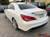 Nigerian used 2016 Mercedes Benz CLA250 for sale in Nigeria