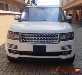 Tokunbo Landrover Range Rover Vogue 2016 HSE for sale in Nigeria
