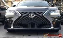 Tokunbo 2018 Lexus ES350 for sale in Nigeria