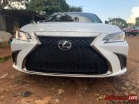 Tokunbo 2018 Lexus ES350 for sale in Nigeria